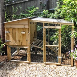 Fox Proof Chicken Coops