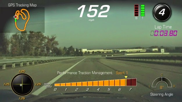 Corvette Integrated Dash Cam and Performance Data Recorder