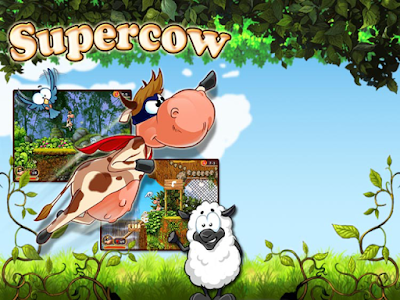 Download supercow game gratis cover