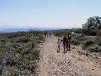 View south, North Etiwanda Reserve, Rancho Cucamonga