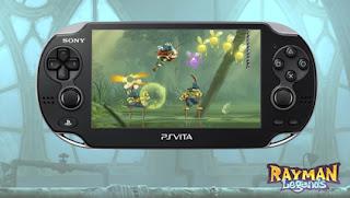 rayman legends psv screen 1 Rayman Legends (PSV)   PlayStation Vita Trailer & Screenshots