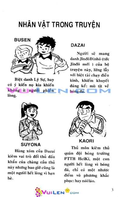 Jindodinho - Đường Dẫn Đến Khung Thành III  Tập 6 page 3 Congtruyen24h