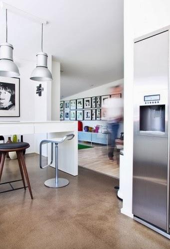 Una vivienda llena de estilo y, sobre todo, de mucho color