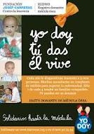 Campaña de Fundación Josep Carreras