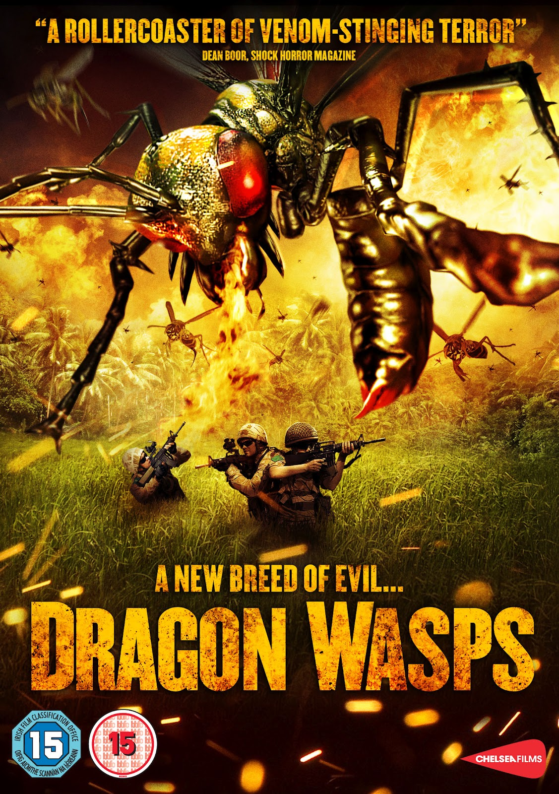 Dragon Wasps (2012)