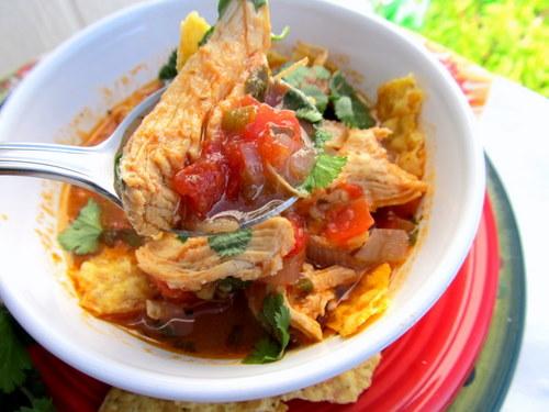 Chicken tortilla soup iv recipes - chicken tortilla soup ...