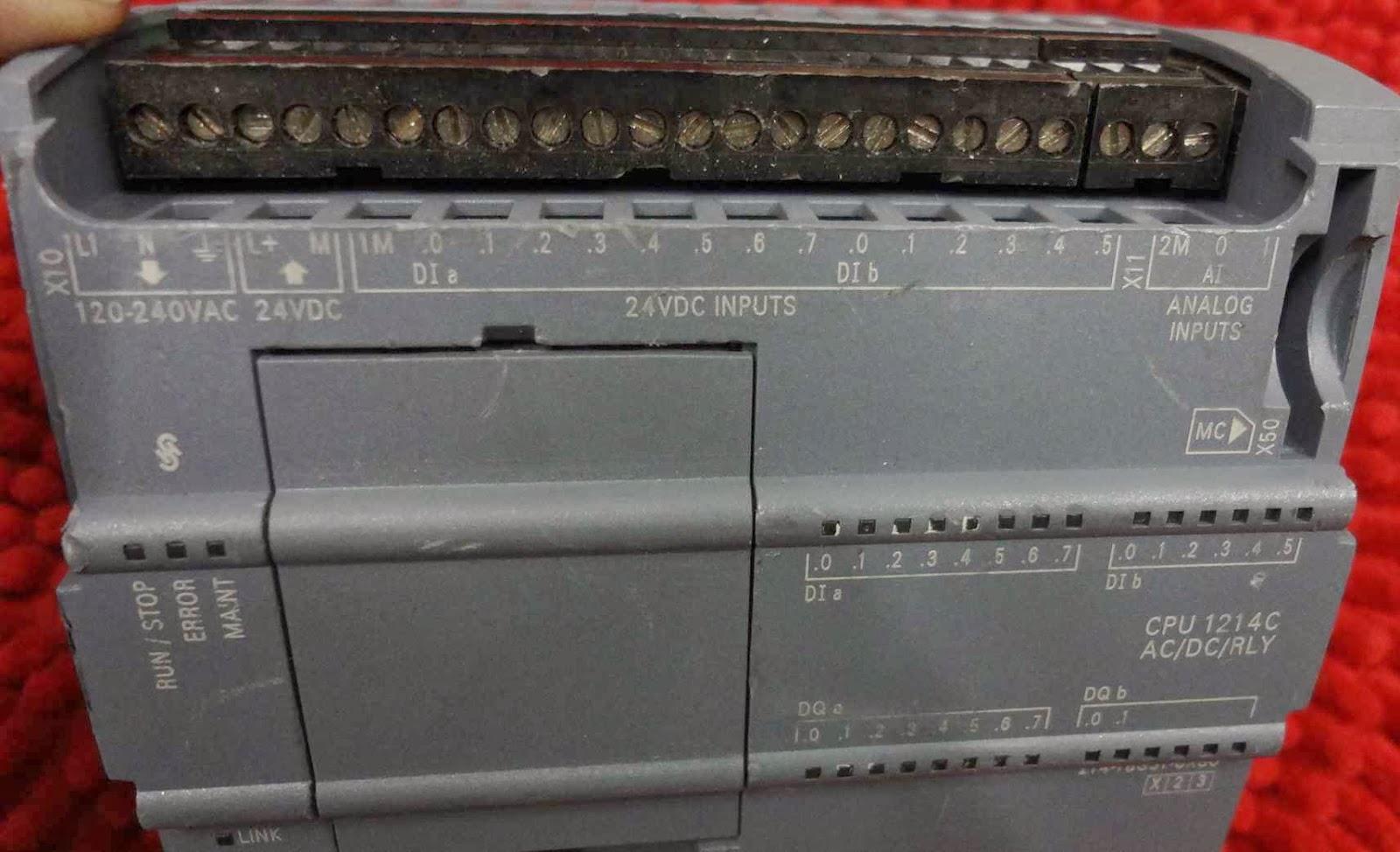 NEW SIEMENS CPU Unit 6ES7 214-1HG31-0XB0 6ES7214-1HG31-0XB0