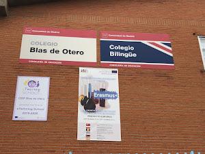 CEIP BLAS DE OTERO( MADRID)