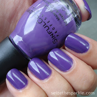 SinfulColors Amethyst
