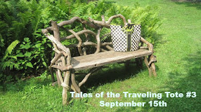 The Traveling Tote #3 - September 15