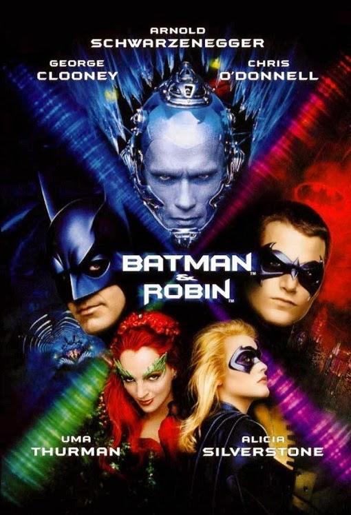 Phim Phiêu Lưu - Hành Động Người Dơi Và Robin - Batman And Robin - 1997
