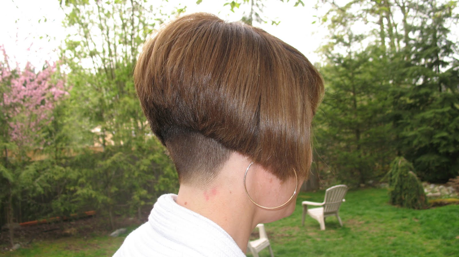 Cool Bob's Haircut Stacked