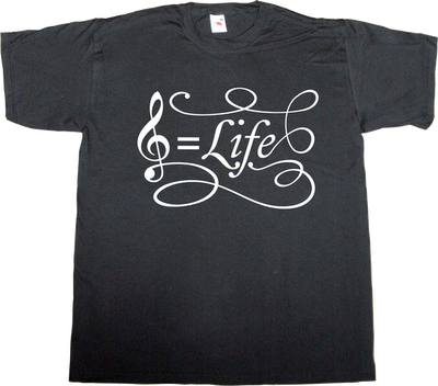 live music music typography math t-shirt ephemeral-t-shirts