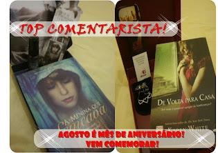 TOP Comentarista Agosto/2013