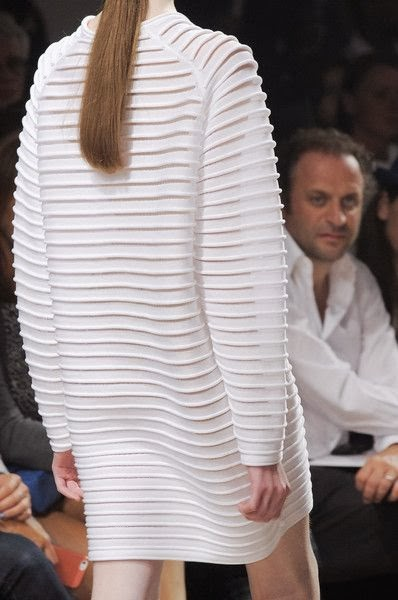 White Mini Maxi Dress