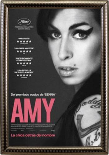 AMY  (La chica detrás del nombre)  2015