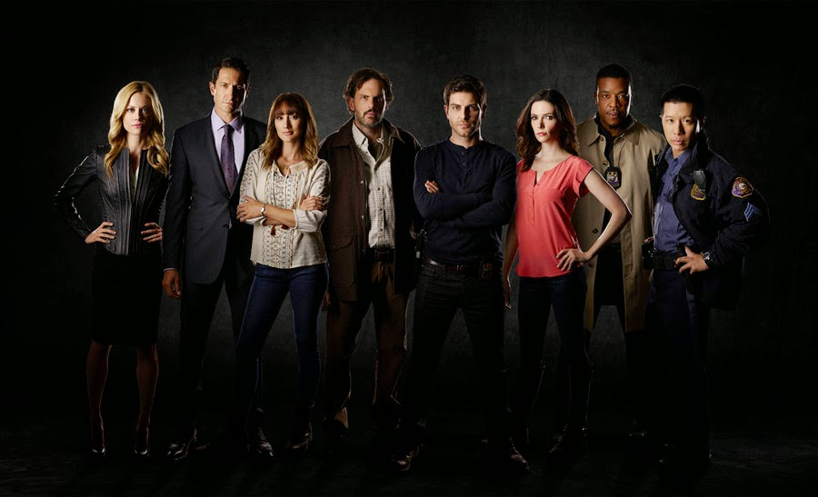 Grimm Season 4 Full Set Of Cast Promotional Photos