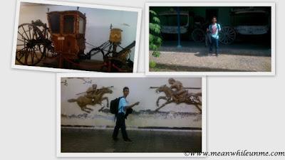 Keraton Surakarta Hadiningrat kereta kencana museum keraton