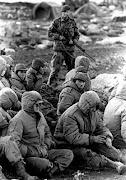 Tras la Guerra de las Malvinas, la última Junta Militar de gobierno, .