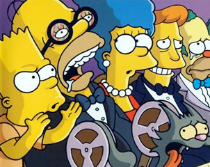 Noticia para a familia dos The Simpsons