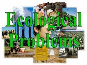 Bio-English: Ecological problems