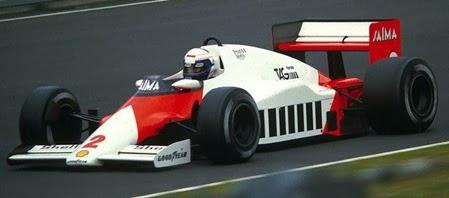 Formula 1 1985 Alain Prost/ Mclaren