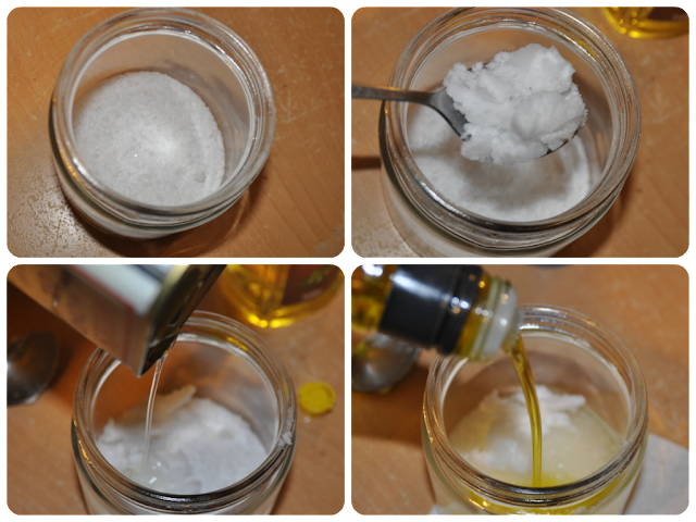 diy ginger and lemon body scrub inspired by origins ginger body scrub
