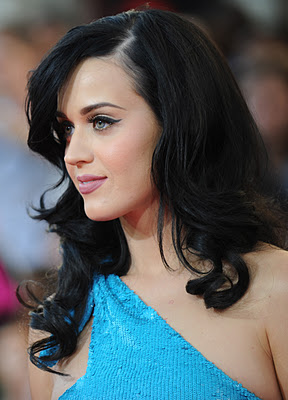Katy perry hairstyle part 1 celebrities hairstyle gallery katy perry is appealing capricious if it comes to her red carpeting style but the one constant affair has been her atramentous hair save for a dejected voltagebd Image collections
