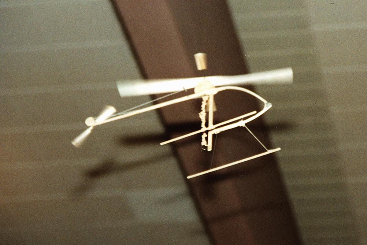 How To Make A Paper Origami Helicopter That Flies