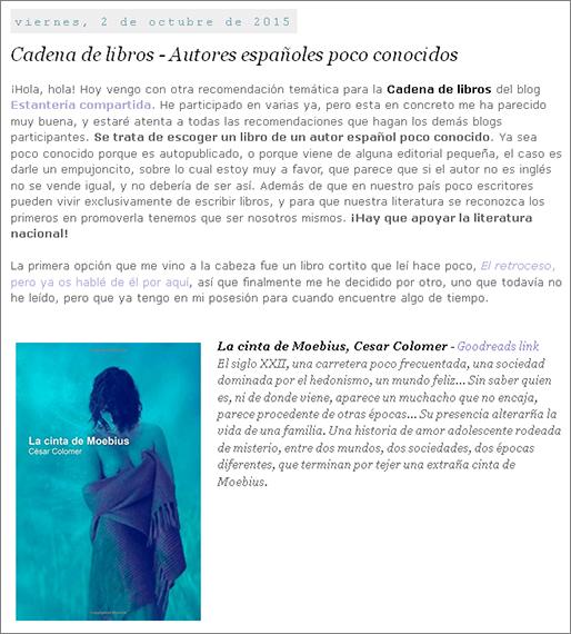 http://blondestorm.blogspot.com.es/2015/10/cadena-de-libros-autores-espanoles-poco.html