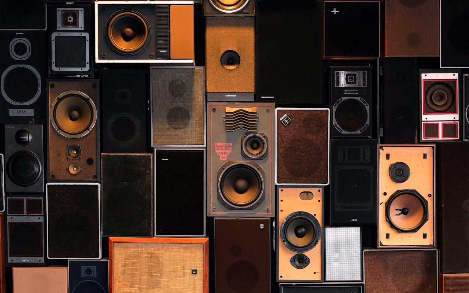 проектирование акустических систем в картинках