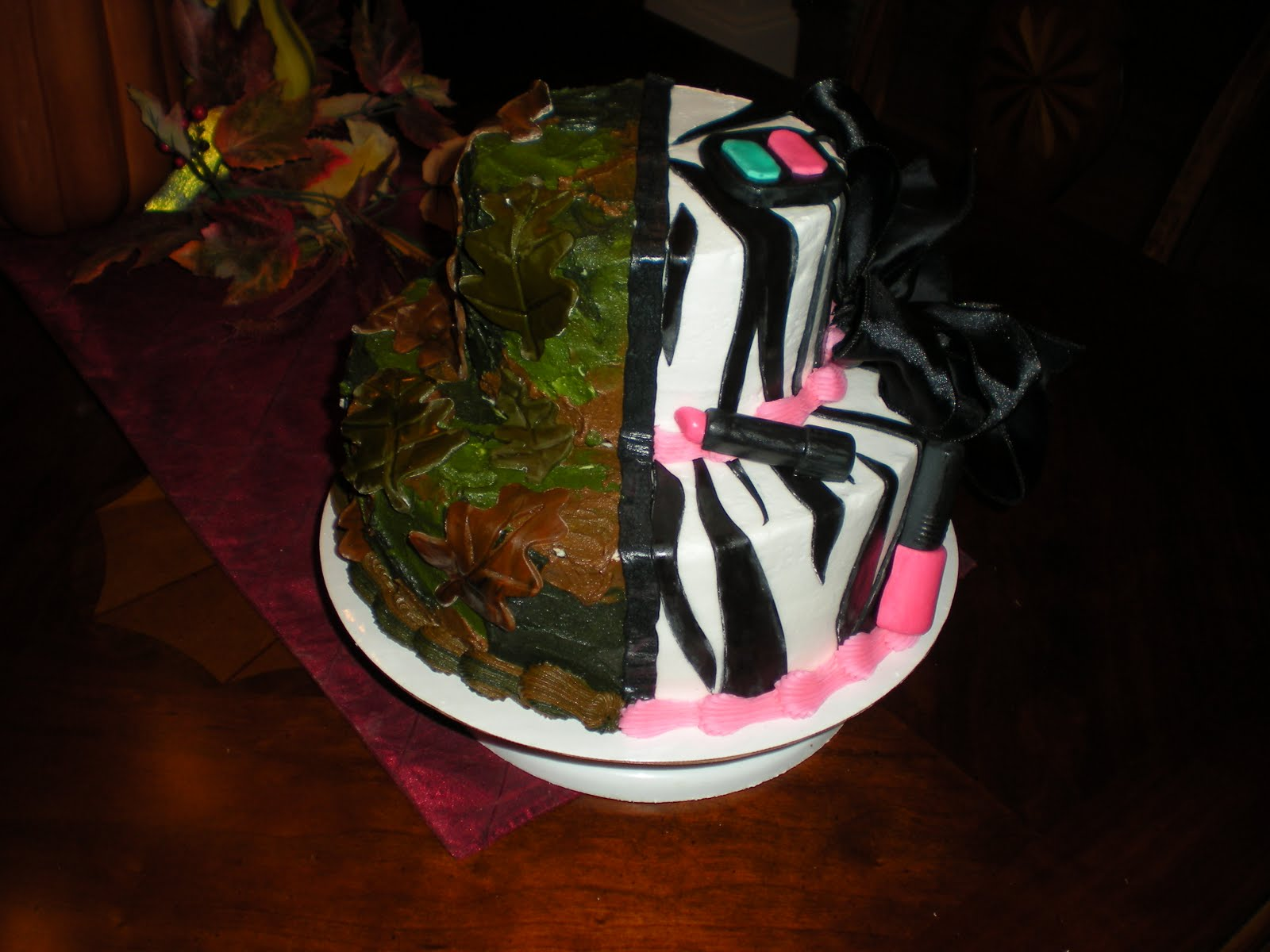 Birthday Cake Designs For 16 Year Old Boy : Mud Pies and Daisies: Twin s 16th birthday