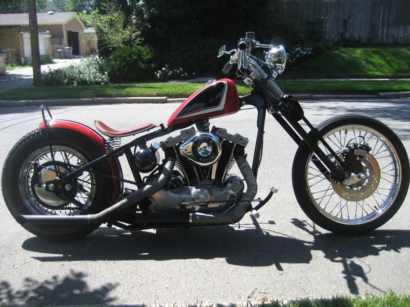 SpeedMetal: 73 Ironhead for sale!