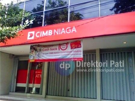Kantor Bank CIMB Niaga Cabang Pati dan Juwana