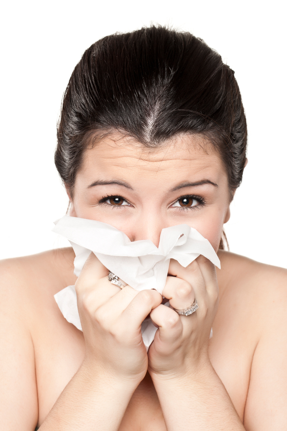 herpes on lips prevention