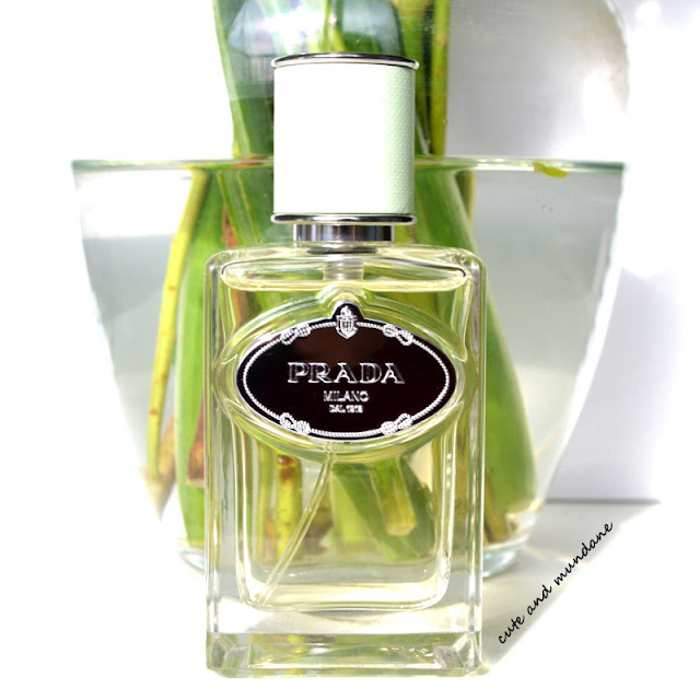 Prada Infusion d'Iris perfume review