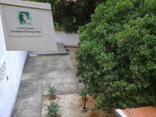 Anfiteatro Luiz Raphael Domingues Rosa, O Mago das Cores