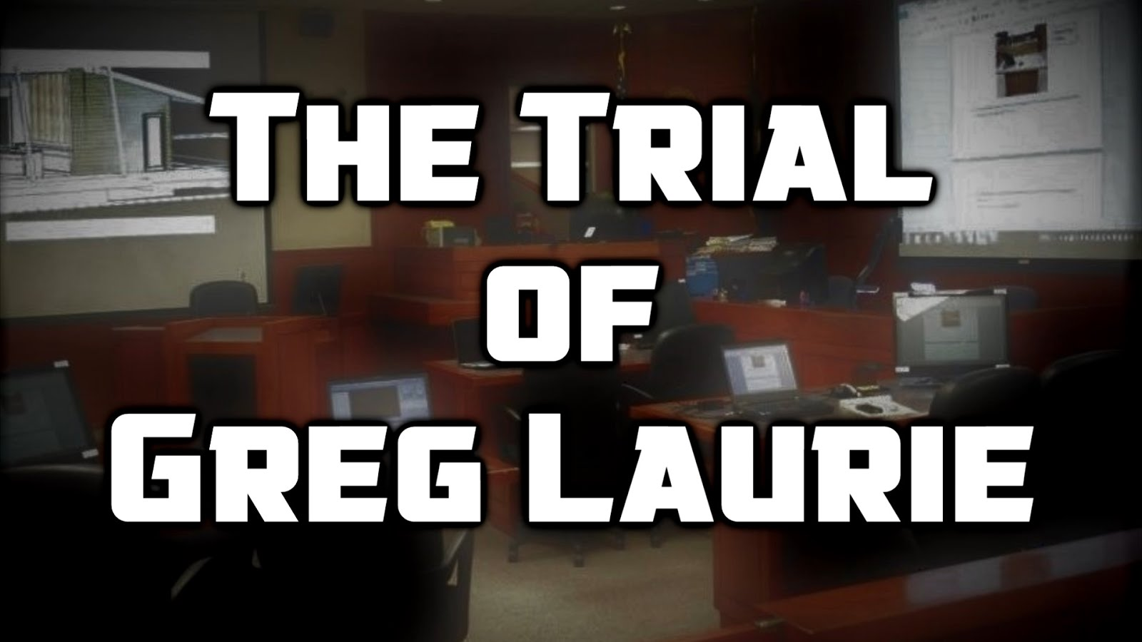 The Trial of Greg Laurie!