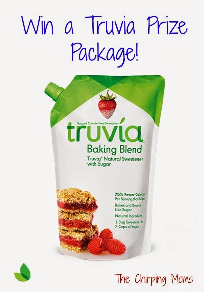 Win a Truvia Priza Package Giveaway