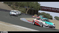 rFactor enduracers mod porsche cup 9