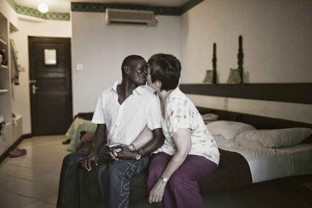 Turismo sexual para mujeres en Kenia