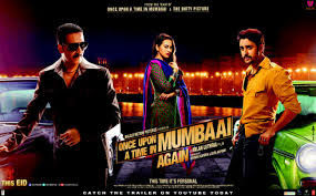 Once Upon a Time In Mumbaai Dobara movie poster