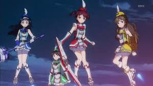 Anime Vividred Operation