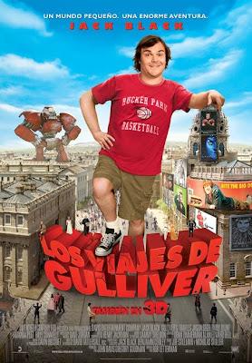 Los viajes de Gulliver (2010) Online