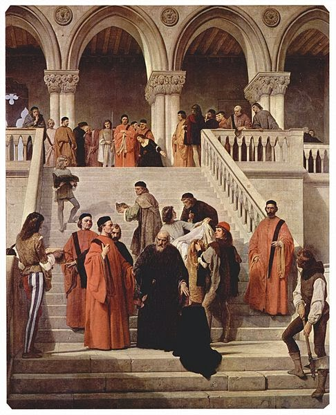 Consiliul celor Zece, Venetia