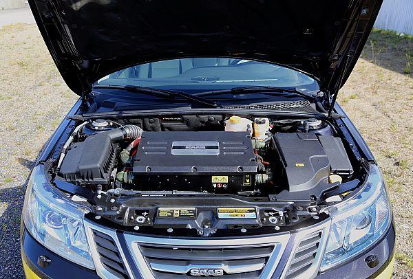 elektrikli  Saab