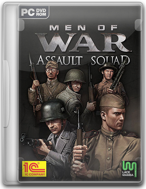 Capa Men of War: Assault Squad   PC (Completo) + Crack