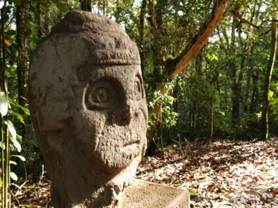 The Magical Ancient Stone Sculptures of San Agustin Colombia