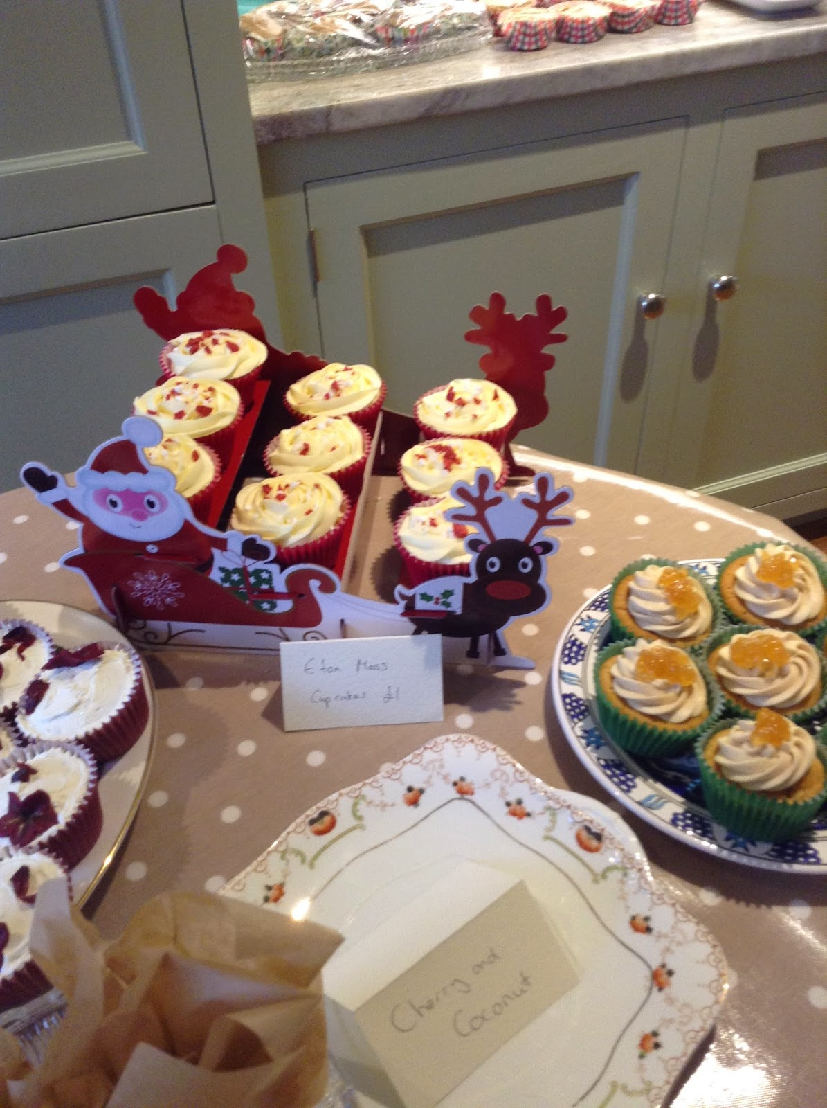 Christmas Coffee Morning 2014