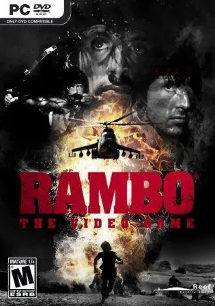 Rambo The Video Game-RELOADED